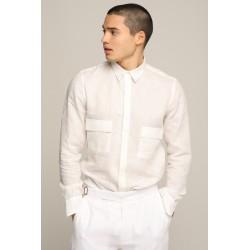 Camicia In Lino - I'M Brian