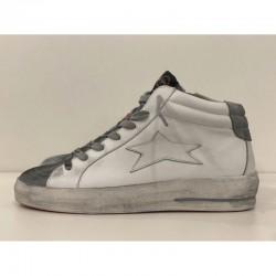 Sneaker Mid Plus Stella bianco - Ishikawa