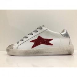 Sneaker Low Limited Glit.Rosso - Ishikawa