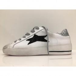 Sneaker Low Plus Limited Glit.Nero - Ishikawa