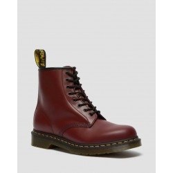 Stivali 1460 Cherry Red 8 Eyes - Dr Martens