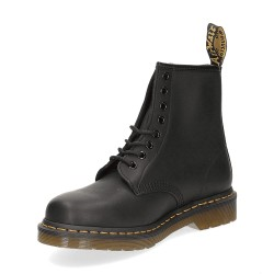 Anfibi 1460 Greasy Black 8 Eyes - Dr Martens