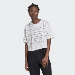 T-Shirt Large Con Logo - Adidas Original