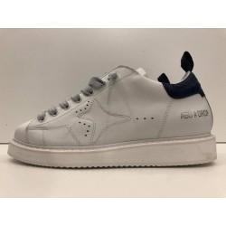 Sneaker uomo Drop tab blu - Ama Brand