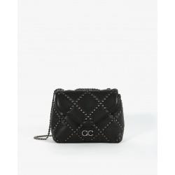 Mini Bag Borchie Matelasse - Gio Cellini