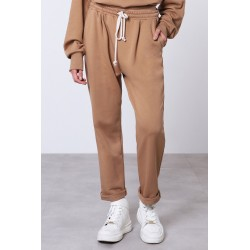 Pantaloni sportivi con coulisse - Imperial Fashion
