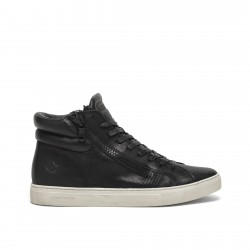 HIGH TOP DOUBLE ZIP (TOTAL BLACK)