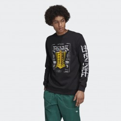 Felpa Torsion Crewneck - Adidas Original