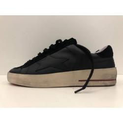 Sneaker uomo Basket total black - Ishikawa
