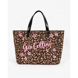Shopper Summer Bag Maculato - Gio Cellini