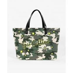 Shopper Summer Camouflage - Gio Cellini