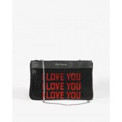 Pochette  Strass I Love You - Gio Cellini