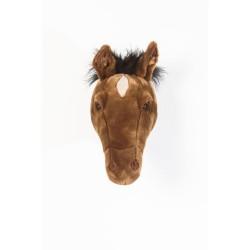 HEAD HORSE BROWN SCARLETT (CAVALLO)