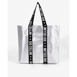 Beach Bags Argento - Gio Cellini