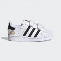 Superstar Strappi e Decori - Adidas Original