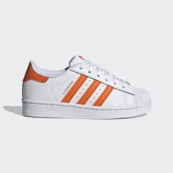 Superstar strisce Arancio e Blu - Adidas Original