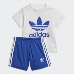 Completo Trefoil Basic Blu - Adidas Original