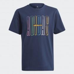 T-Shirt Graphic Logo Print - Adidas Original
