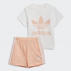 Completo Trefoil Shorts Tee - Adidas Original