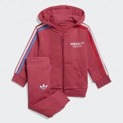 Tuta Adicolor Full Zip Hoodie - Adidas Original
