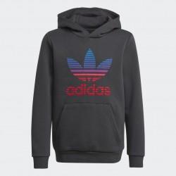 Hoodie Graphic Logo Print - Adidas Original