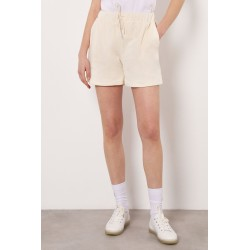 Short in Felpa Con Coulisse - Imperial Fashion