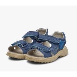 Sandali bimbo Dock jeans - Naturino Falcotto