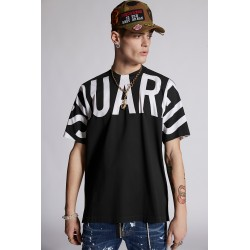 TSHIRT DSQUARED BOLD SLOUCH