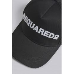 DSQUARED2 CAP NERO