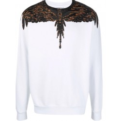 FELPA CAMOUFLAGE GRIZZLY WINGS REGULAR WHITE ARMY