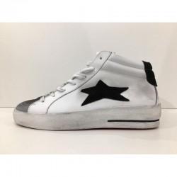 Sneaker Mid Plus Stella nero - Ishikawa
