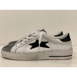 Sneaker Low Plus Tab Nero - Ishikawa
