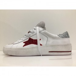 Sneaker Basket Limited Glit.Rosso - Ishikawa
