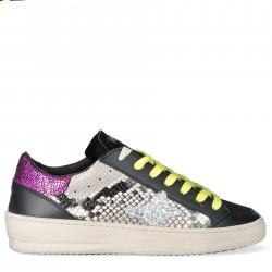 Sneaker Salm Donna 1978 Lacci Fluo - Ama Brand