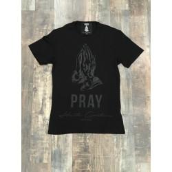 """t-shirt stampata Pray """"MINIMAL COUTURE"""""""