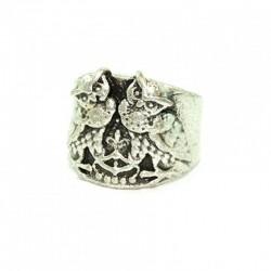 """anello in ottone Gufi C2932F """"PIETRO FERRANTE"""""""
