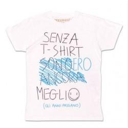 SENZA T-SHIRT ERO...
