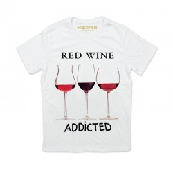 RED WINE ADDICTED