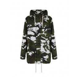 Parka Camouflage V372MPCC04 Imperial Fashion