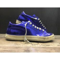 Sneaker Basse Lucide E7JOHN ROYAL GLS P448