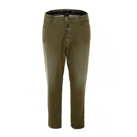 Pantalone Olive PF07TQJ3C1 Imperial Fashion