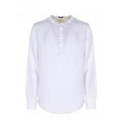 Camicia Coreana Lino CZD8TLOTD Imperial Fashion