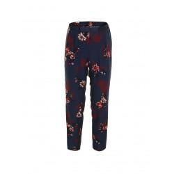 Pantalone con inserti raso - Imperial Fashion